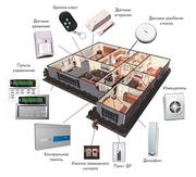 Замена электропроводки,  установка сигнализации,  видеонаблюдения
