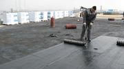 Ремонт крыш,  балконных козырьков в Алматы