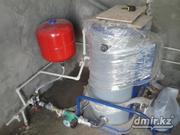 Монтаж систем отопления и водоснабжения в Алматы! 8(705)7067877