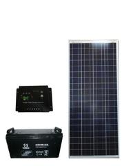 Солнечные батареи для дома по акции 12В/0, 7КВт*ч в сутки