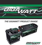 Аккумуляторы Gigawatt 74 Ah в Алматы 8(777)2774851