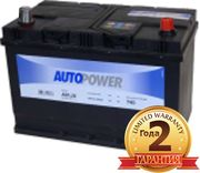 Аккумулятор Autopower (Германия) 91ah с доставкой 87074808949