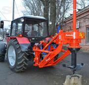 Измельчитель пней Ferri Rotor Speedy