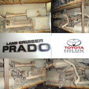 Глушитель на Toyota Toyota L C Prado .Hilux Surf 4Runner