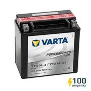 VARTA AGM 12Ah YTX14-4/YTX14-BS в Алматы