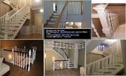Лестницы,  двери,  беседки,  витражи