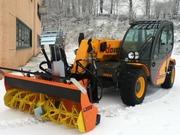 Фрезерно-роторный снегоочиститель Cerruti ( Италия) Middle HY 500-450