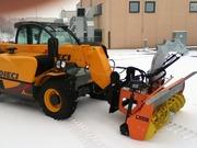 Фрезерно-роторный снегоочиститель Cerruti Super Middle HY plus 500-550