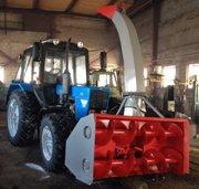 Шнекороторный снегоуборочный комплекс СШР-2, 0ПМ на трактор МТЗ-82