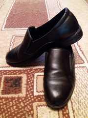 Подростковая обувь для мальчика.