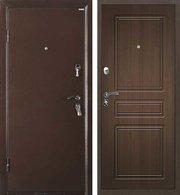 Металлическая дверь ПРАКТИК  РАЦИОНАЛИСТ