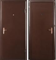 Металлическая дверь ПРОФИ